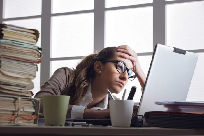 stres w pracy